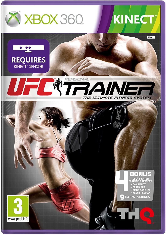 UFC kinect
