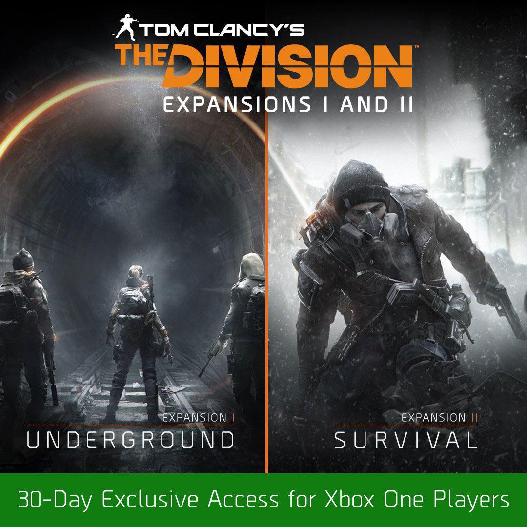 Division DLC:UnderGround