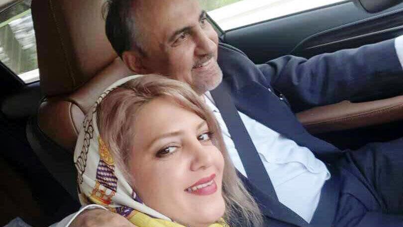 همسر دوم نجفی شهردار
