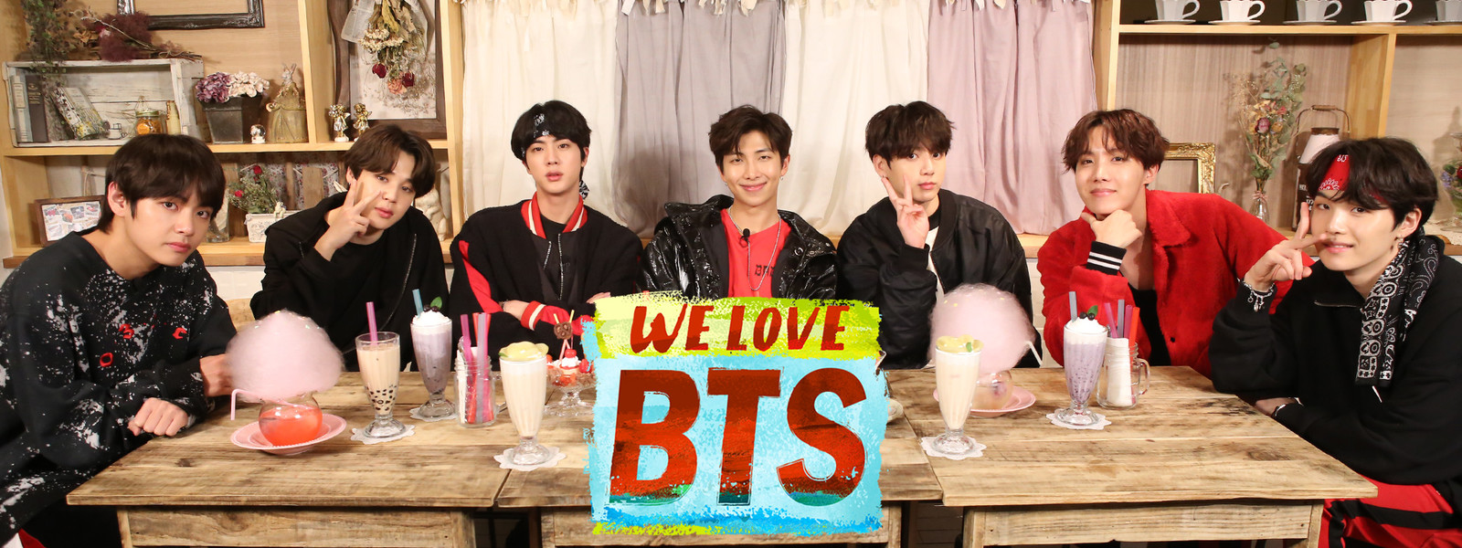 w0ge 42029127275 0c695d0edb o - [Video] (We Love BTS ) 'Sweets Party in Harajuku' [180705]