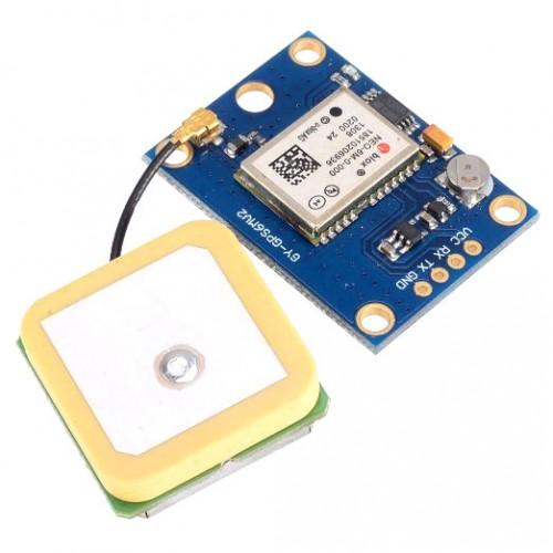 راه اندازی ماژول GPS