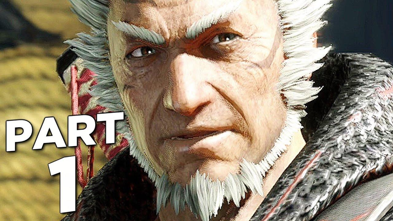 MONSTER HUNTER RISE Walkthrough Gameplay Part 1