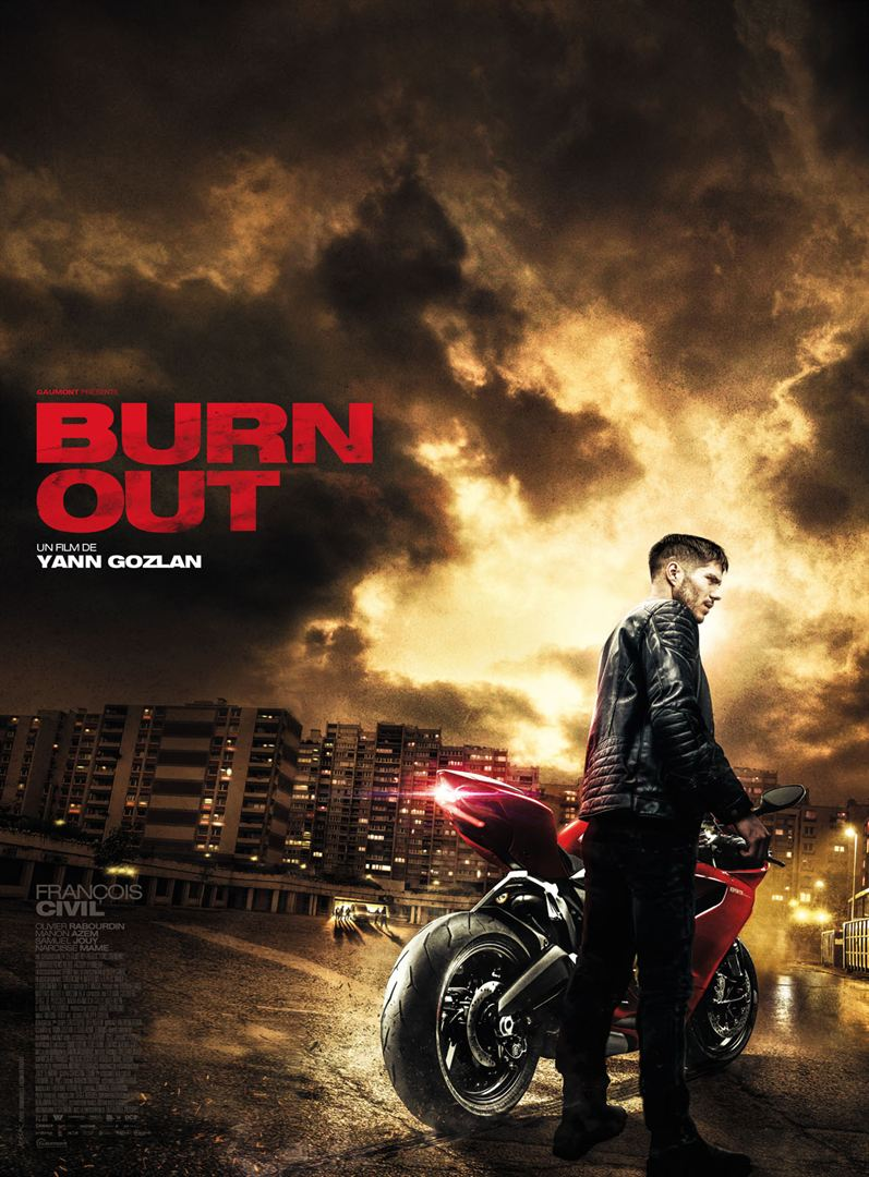 دانلود فیلم Burn Out 2017 ( دوبله )