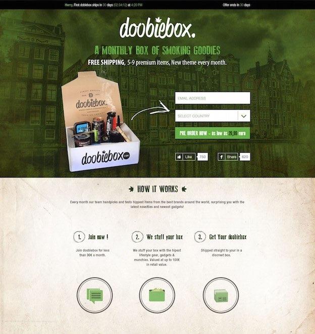 Doobiebox