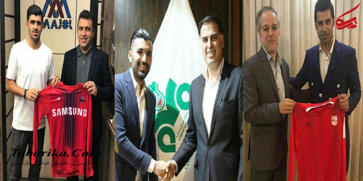 تمام بازگشتهای لیگ هجدهم؛ از حامد استیو جرارد تا مسلمان