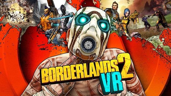 عنوان Borderlands 2 به PlayStation VR میآید + تریلر