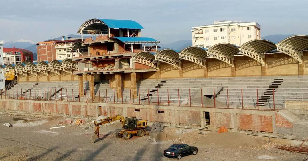 ورزشگاه شهدای نوشهر