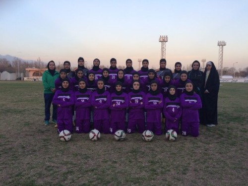 رقیه جلال نسب بانوی ورزشکار رامهرمزی تنها دعوت شده از استان خوزستان در اردوی تیم ملی بانوان زیر 14 س�