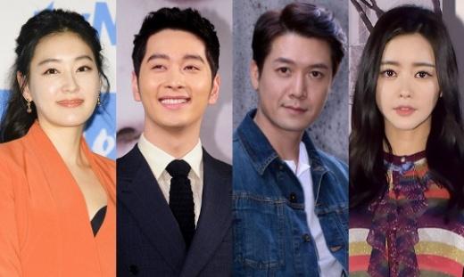 پیشنهاد درام جدید به Park Jin hee و Jo Hyun Jae و Chansung.