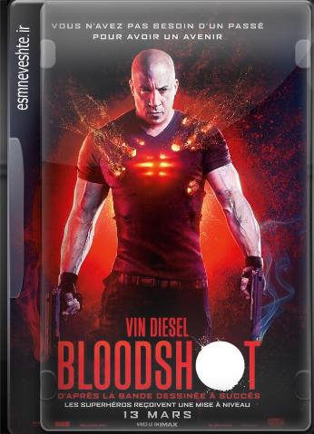 دانلود  فیلم اکشن عکس خون Bloodshot