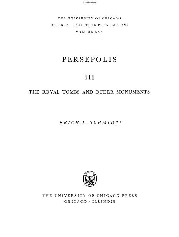 Cover of Persepolis 3