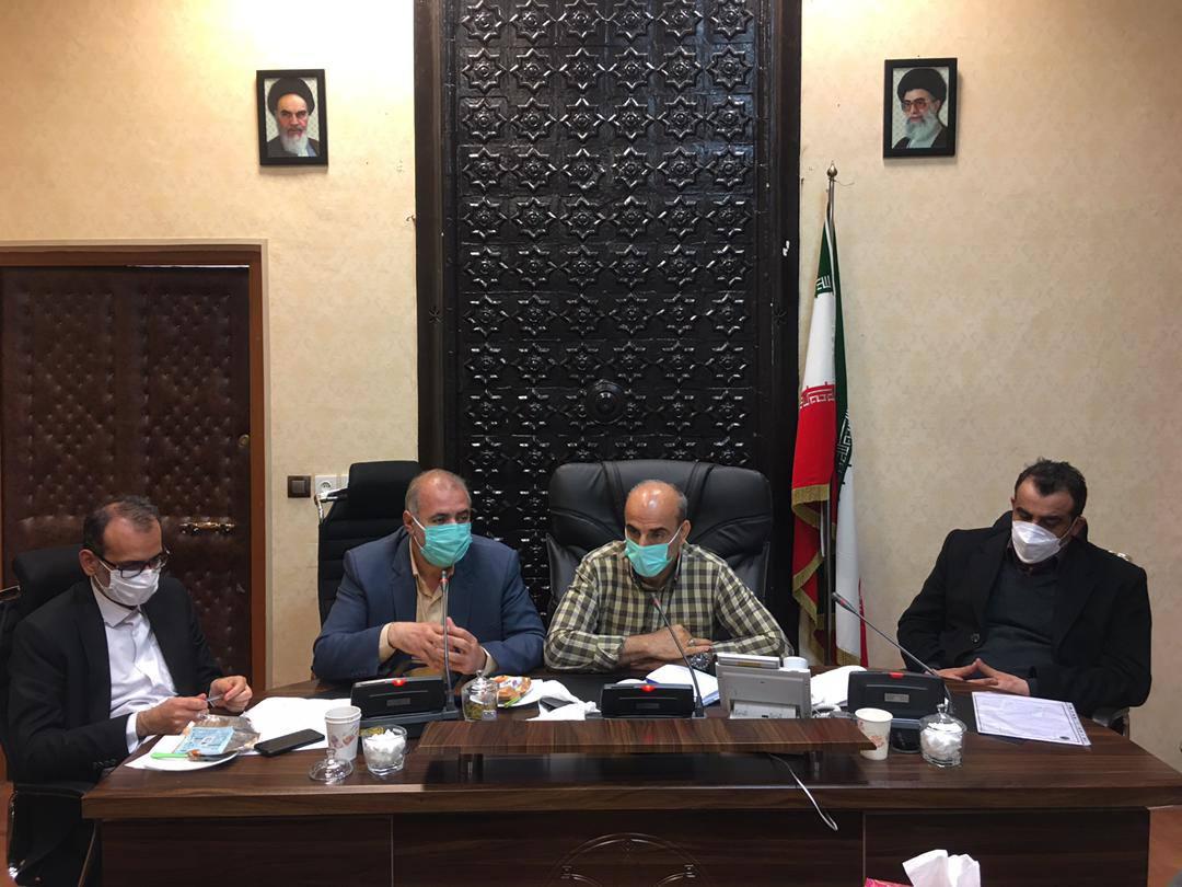 """""""١۴٠٠"""" سال حرکت به جلو است/ کسب رتبه اول شهرداری منطقه ۲ کرمانشاه"""