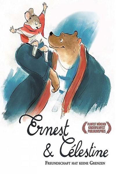 دانلود انیمیشن Ernest & Celestine 2012