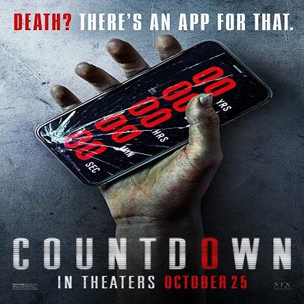 دانلود فیلم شمارش معکوس - Countdown 2019