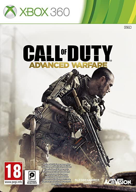 دانلود بازی Call Of Duty: Advanced Warfare برای Xbox 360