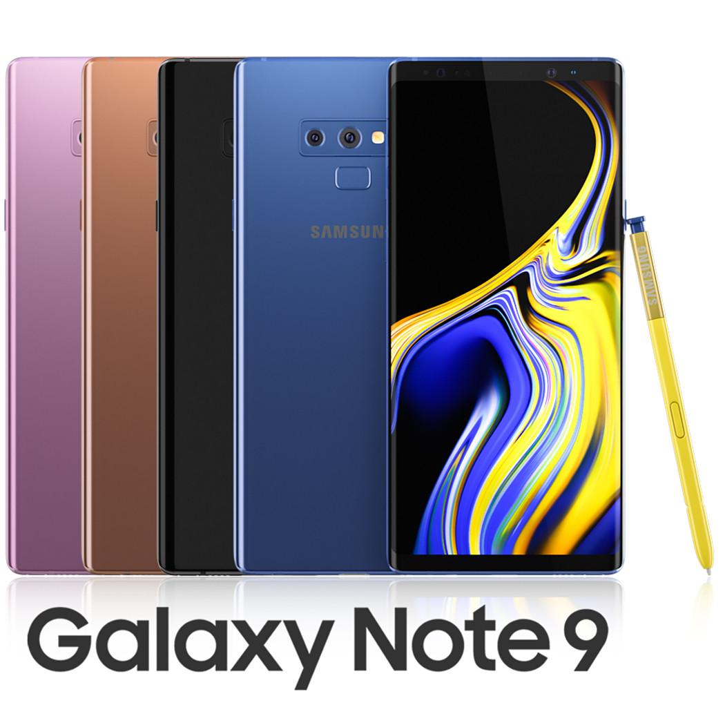 wy7o big 84f4d028dd - مدل سه بعدی Iphone x و galaxy note 9 در رنگ های اصلی