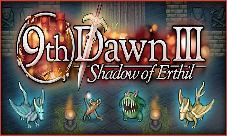 9th Dawn III RPG Android Game