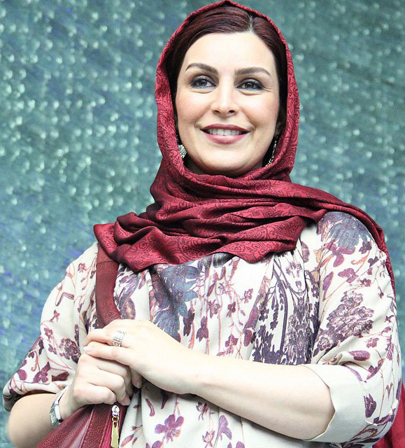 عکسهاس جدید ماه چهره خلیلی در خرداد 94