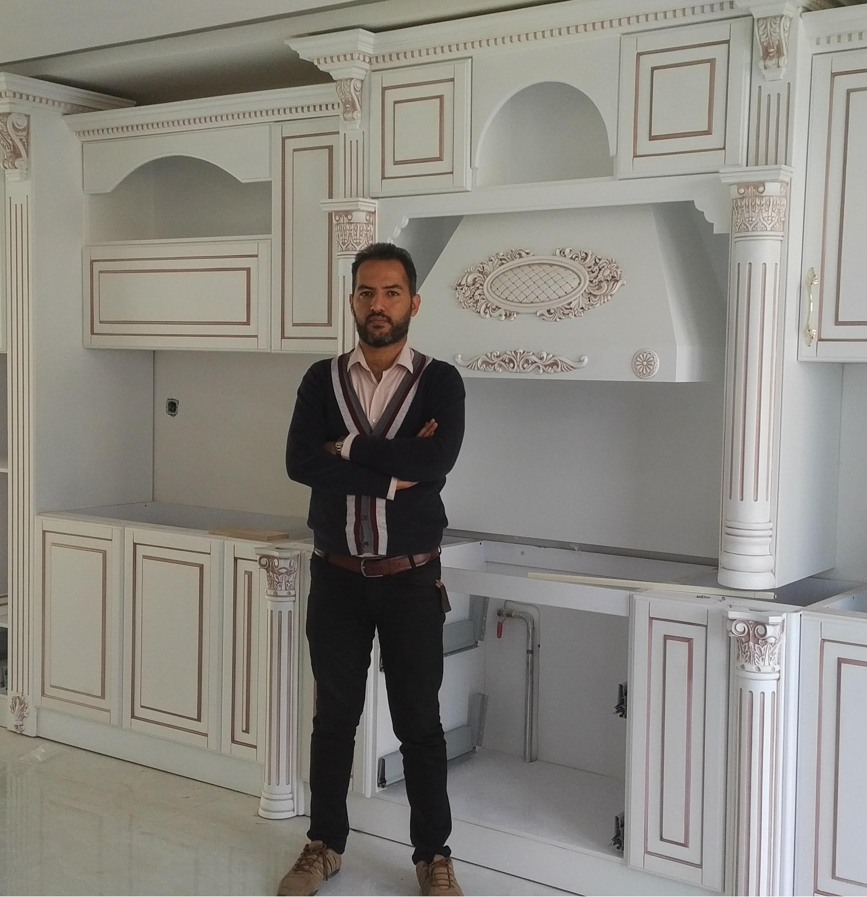 کابینت کلاسیک