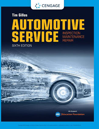 Automotive Service: Inspection, Maintenance, Repair Book