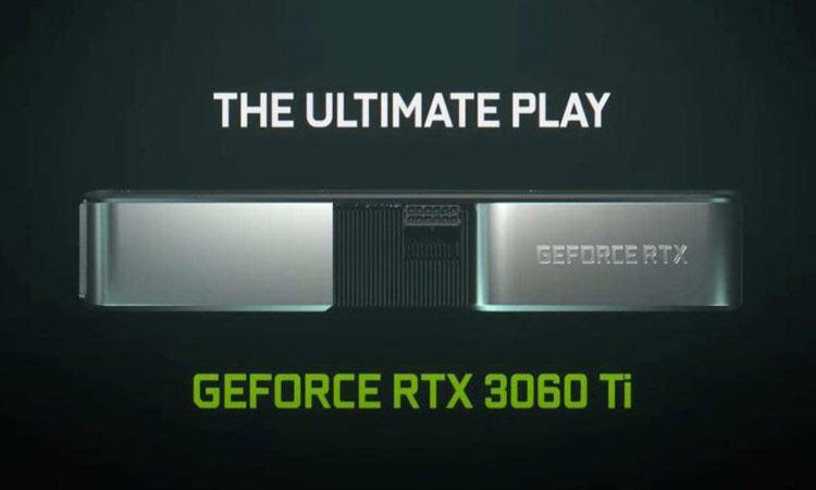 کارت GeForce RTX 3060 Ti
