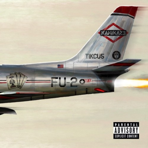 دانلود آلبوم Eminem - Kamikaze