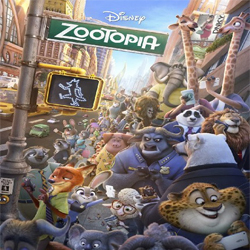 دانلود فیلم Zootopia 2016