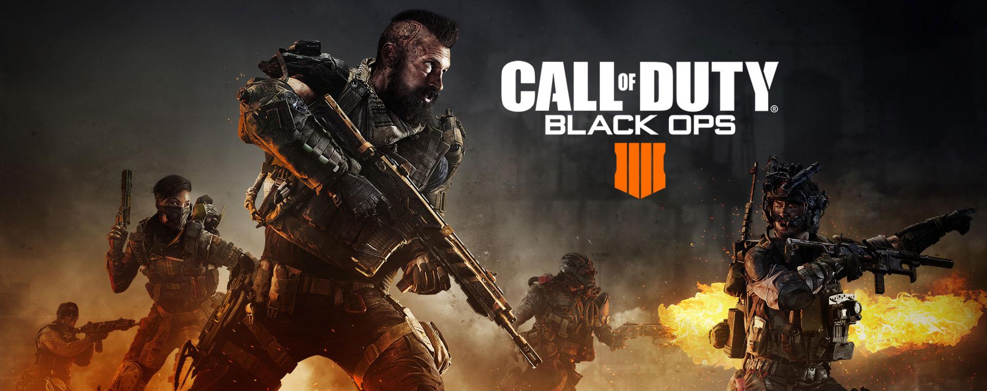 بخشهای مهم Call of Duty: Black Ops 4، Blackout