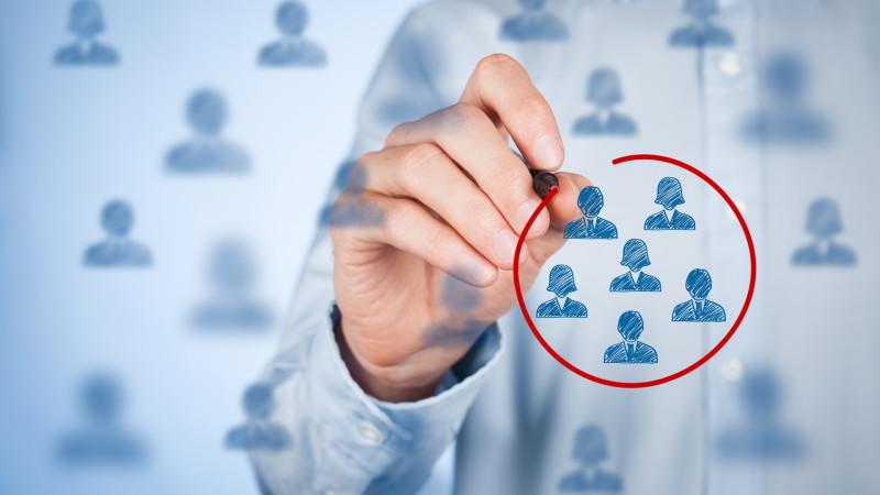 دسته بندی کاربران  در اتومیشن بازاریابی