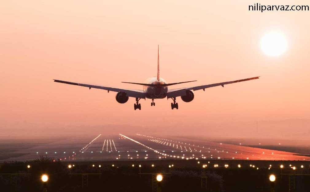 مدت زمان پرواز تهران به بندرعباس