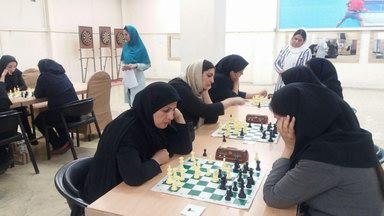 پارس خودرو قهرمان مسابقات شطرنج بانوان کارگر استان تهران شد