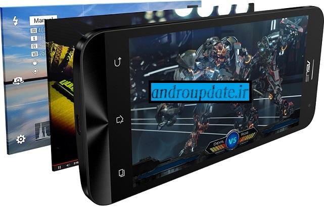 رام رسمی اندروید6 برای Asus ZenFone 2