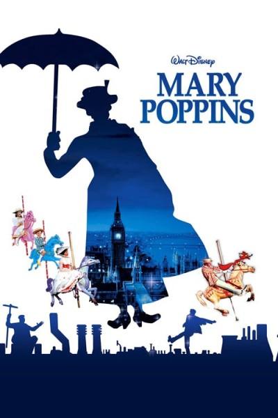 دانلود فیلم Mary Poppins 1964