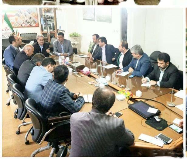 برگزاری شورای هماهنگی ترویج کشاورزی سازمان جهادکشاورزی استان گلستان