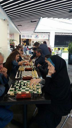 چهارمین فستیوال شطرنجی والدین وفرزندان