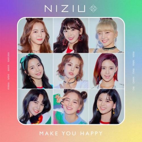 دانلود آلبوم NiziU - Make you happy