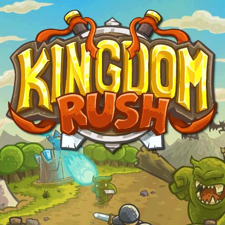 بازی فلش kingdom rush