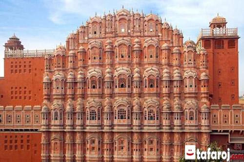 سفر به هند، دیدنی های هند، کاخ شهر جیپور