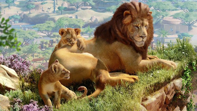 تریلری جدید از بازی Planet Zoo منتشر شد
