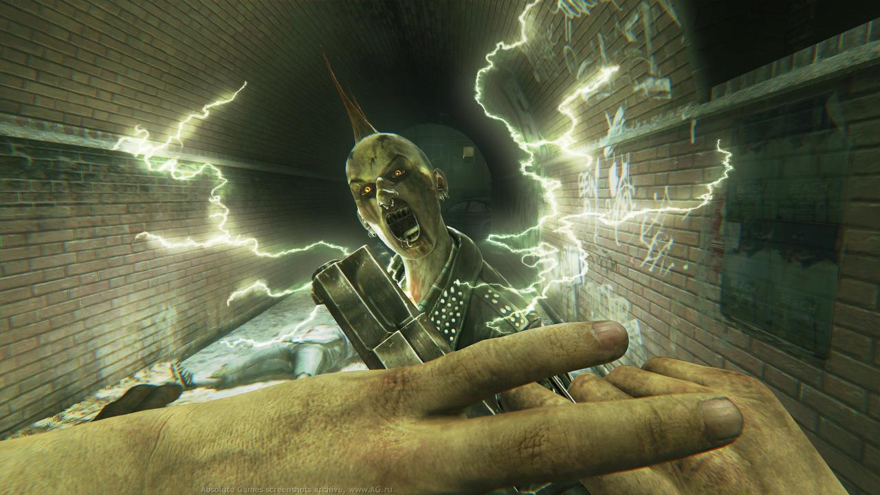 zombiu screenshot1