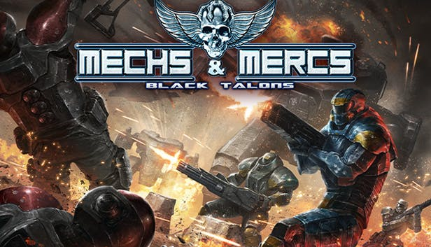 دانلود بازی Mechs and Mercs Black Talons برای PC