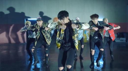 بازدید موزیک ویدیو Fire از BTS به 100 میلیون رسید.