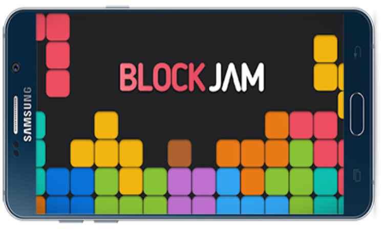 دانلود بازی اندروید Block Jam