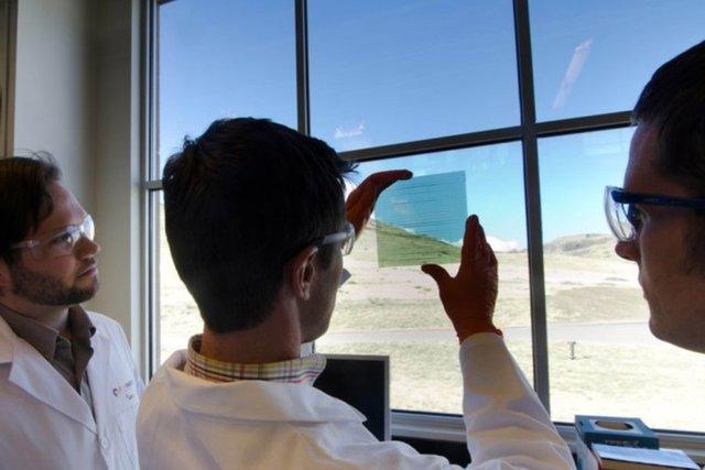 تولید برق از پنجرههای ساختمان!