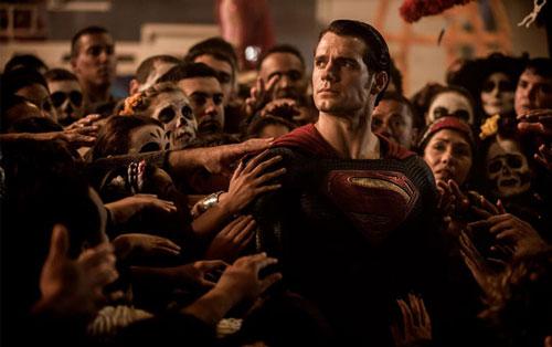 سوپرمن و بتمن