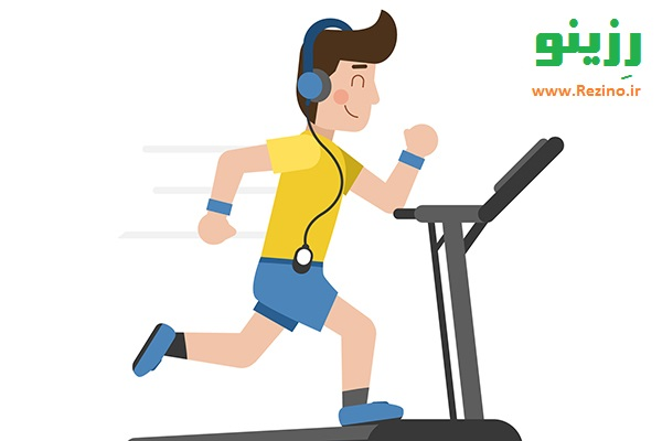 رسیدن به تناسب اندام با ورزشن کردن و مصرف غذای کم کالری بدون شکر
