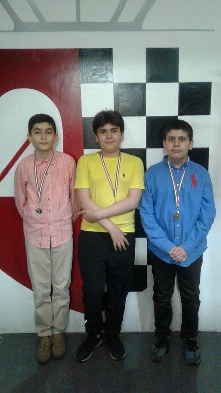 مسابقه شطرنج بمناسبت روز جهانی قدس