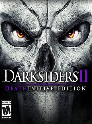دانلود بازی Darksiders II برای PC