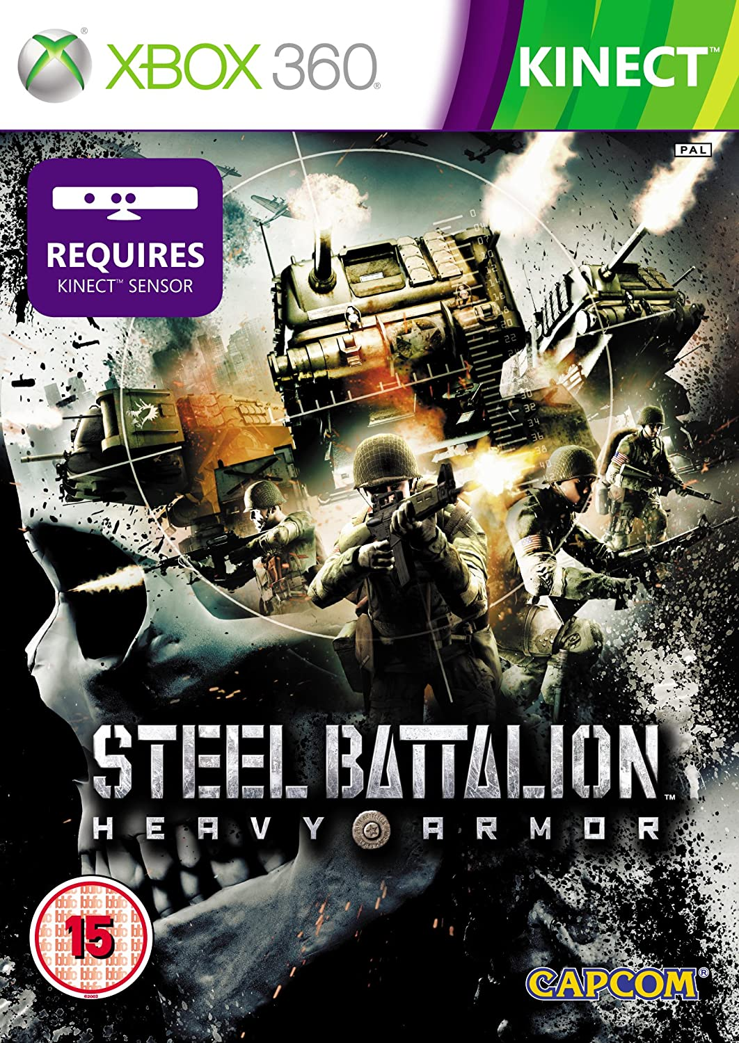 Steel Battalion H.A