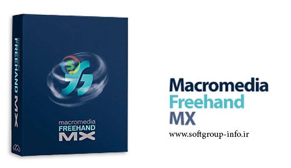 دانلود Adobe Macromedia Freehand MX v11.0.2 - نرم افزار طراحی پوستر و کارت ویزیت